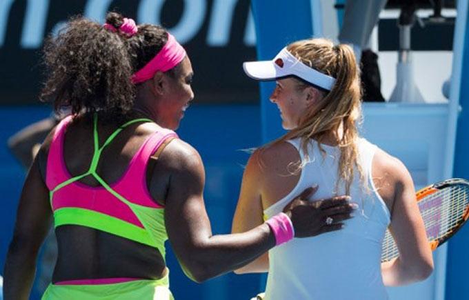 В полуфинале US Open Свитолина встретится с легендарной Сиреной Уильямс