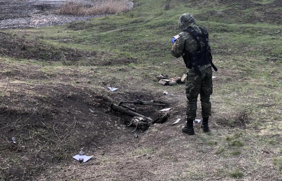 В Донецкой области на учениях взорвался миномет: восемь военных ранены,...