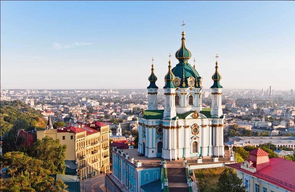 В Андреевской церкви пройдет первая литургия Вселенского патриархата