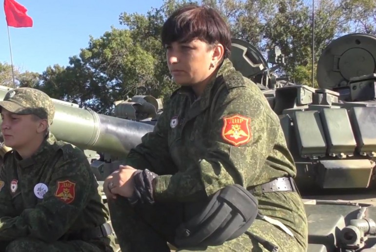 Командир боевиков сбежала в Украину и готова дать показания в Гааге, - С...