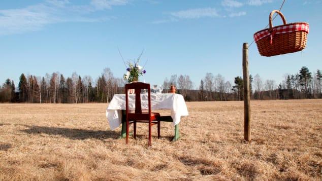 Коронавирус в Швеции: супружеская пара открыла ресторан посреди поля для одного гостя в день