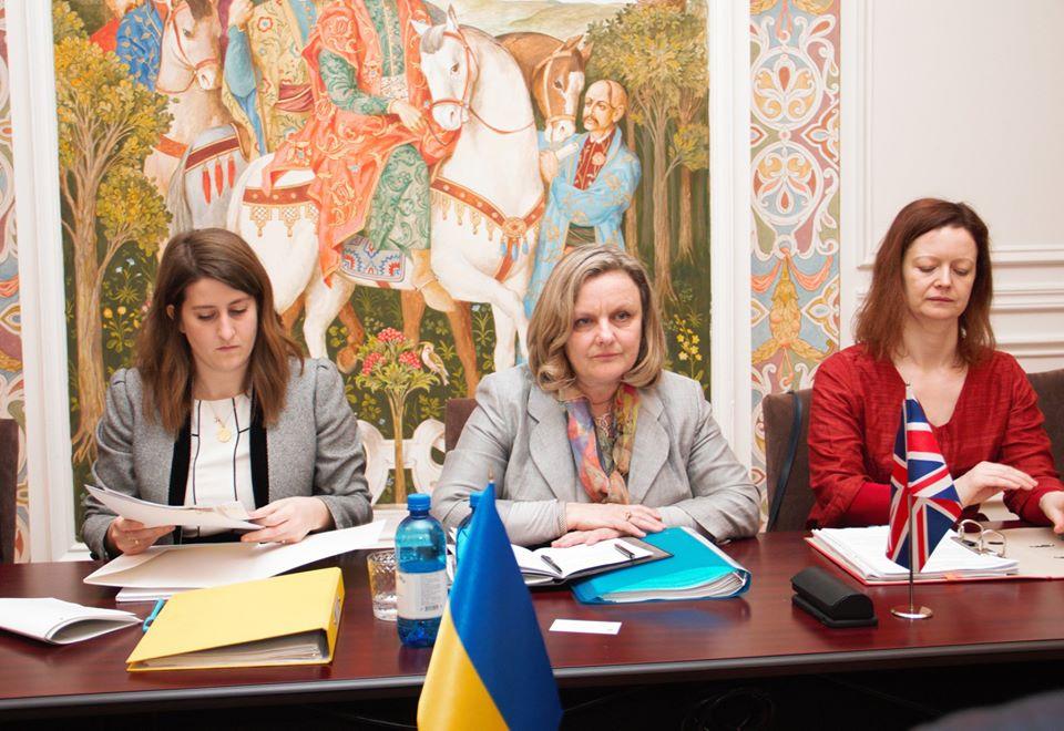 Переговоры Украины и Британии о новом соглашении после Brexit
