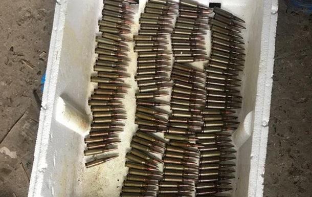 В Киевской области нашли арсенал оружия из зоны АТО