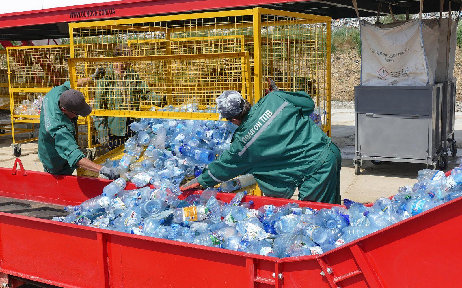 Пакетик с пакетиками. Как Украине справиться с эпидемией пластика