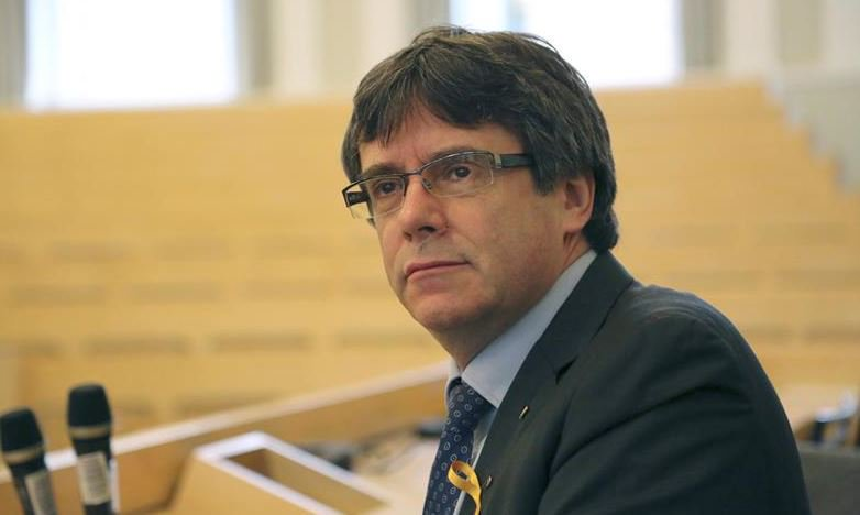 Германия готовит экстрадицию Пучдемона в Испанию