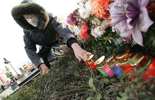 Число умерших от гриппа в Ивано-Франковской области достигло 43 человек
