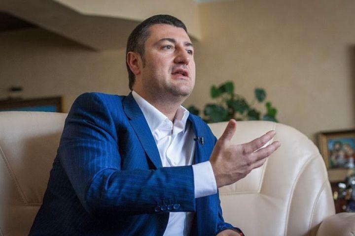 """Бахматюк пожаловался Зеленскому на """"террор"""" со стороны силовиков"""
