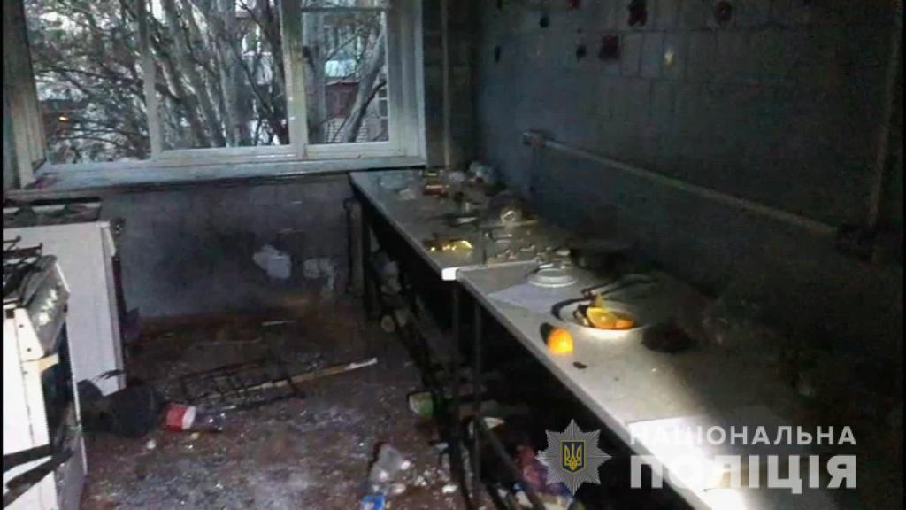 """""""Воевал"""" с соседями: Подрыватель гранаты в одесском общежитии назвал мот..."""