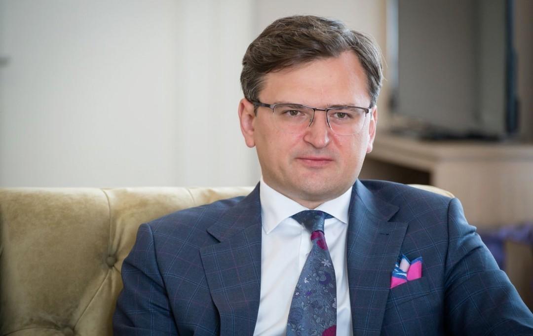 """Википедия будет писать """"Kyiv"""" вместо """"Kiev"""", – Кулеба"""