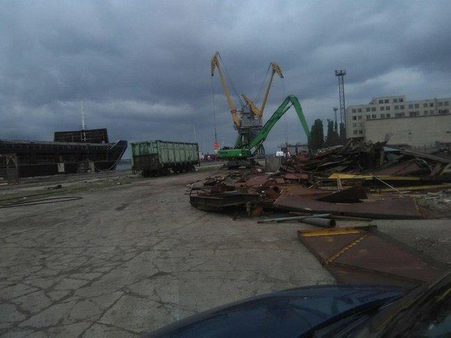 Николаев, завод Океан