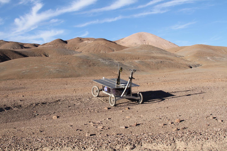 Бактерии из чилийской пустыни помогут найти жизнь на Марсе