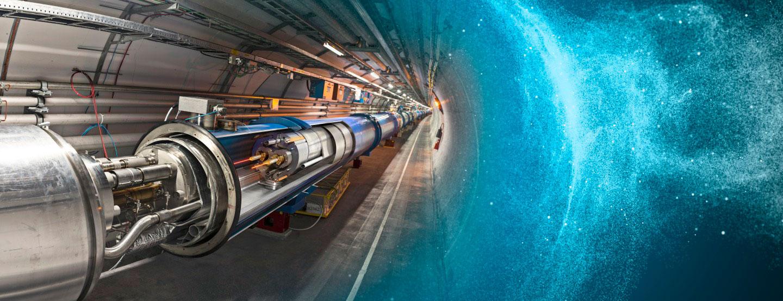 Что внутри Большого адронного коллайдера