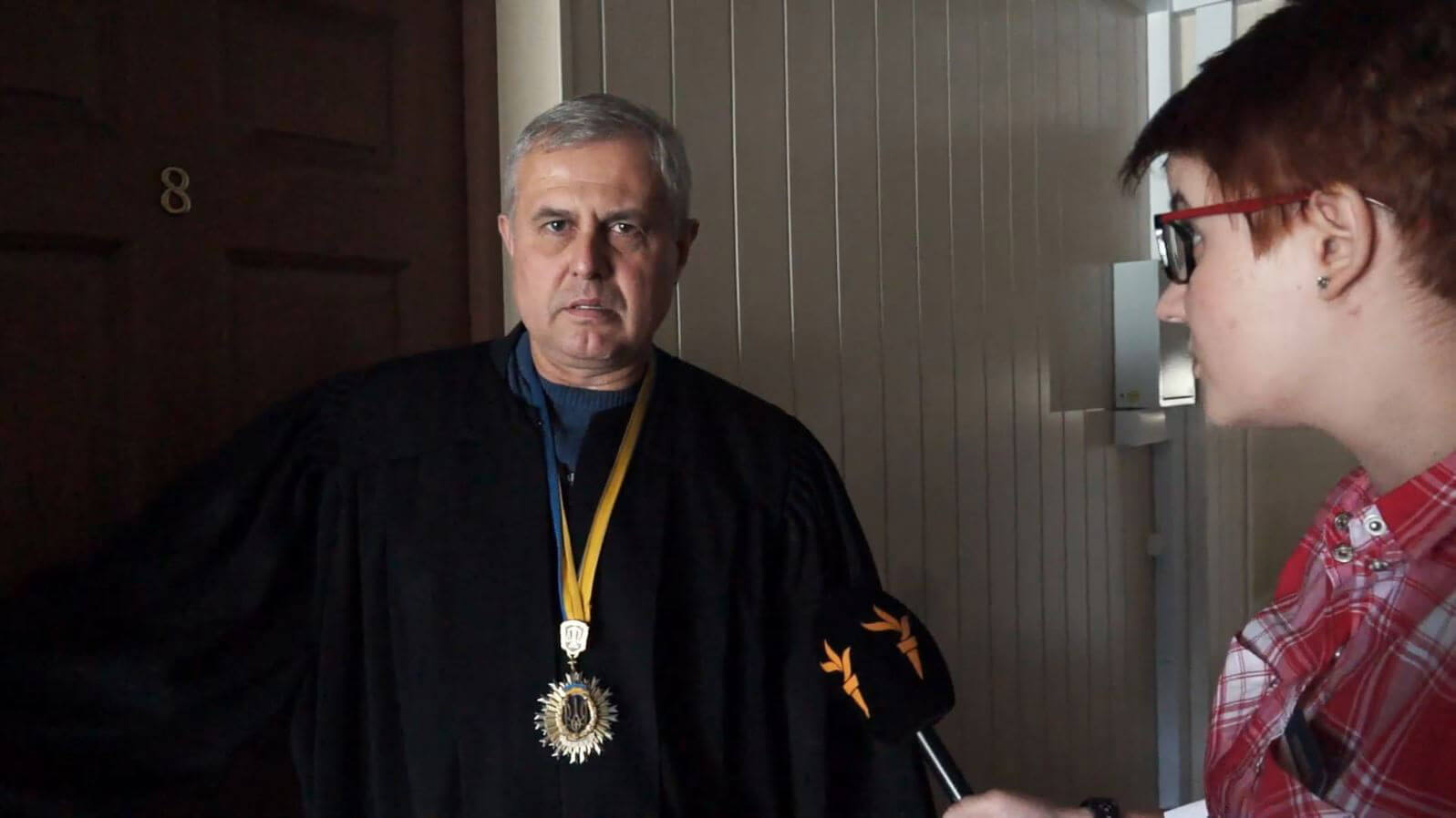 фото, Константин Коваленко, судья Барышевского районного суда Киевской о...