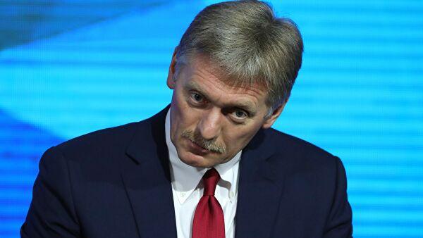 В Кремле отреагировали на заявление Зеленского о совместном патрулирован...