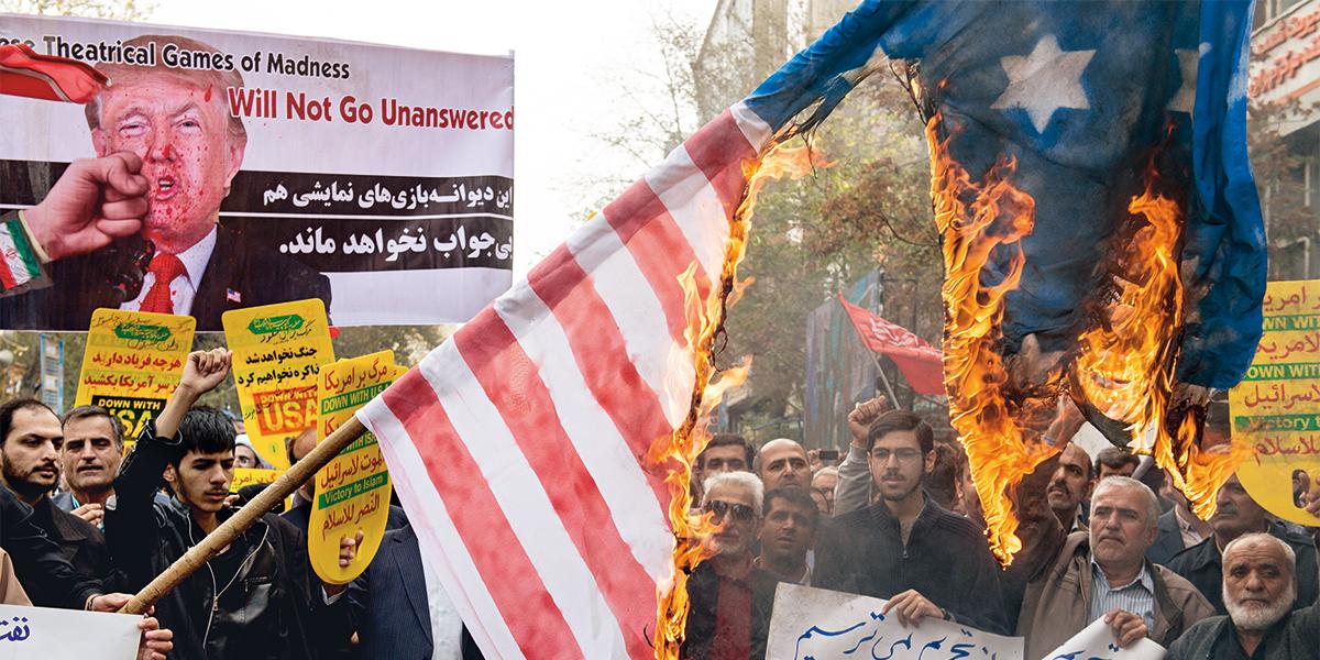 Договориться с Сатаной. Как иранский вопрос проверяет на прочность конст...