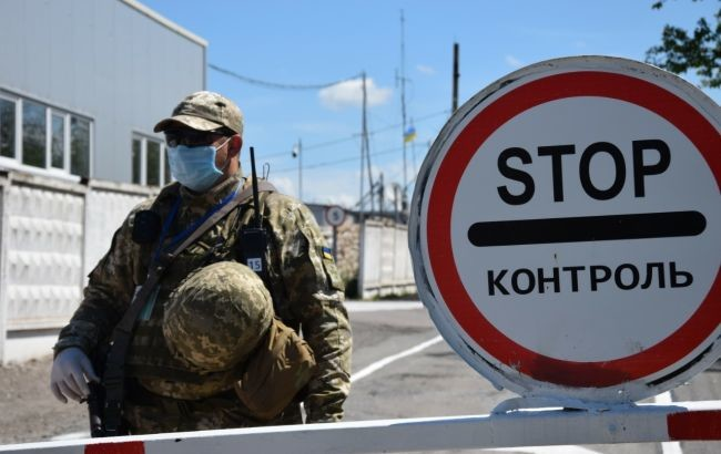 КППВ на Донбассе будут закрыты до 22 июня, – Донецкая ОГА