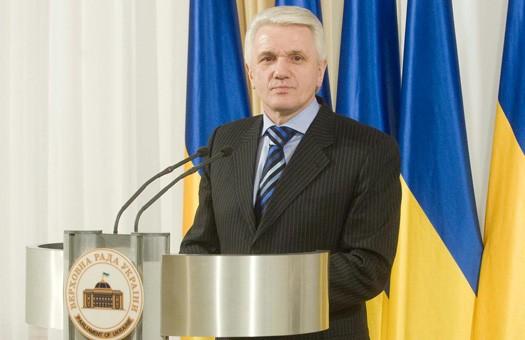Литвин назвал правильным решение КСУ по коалиции