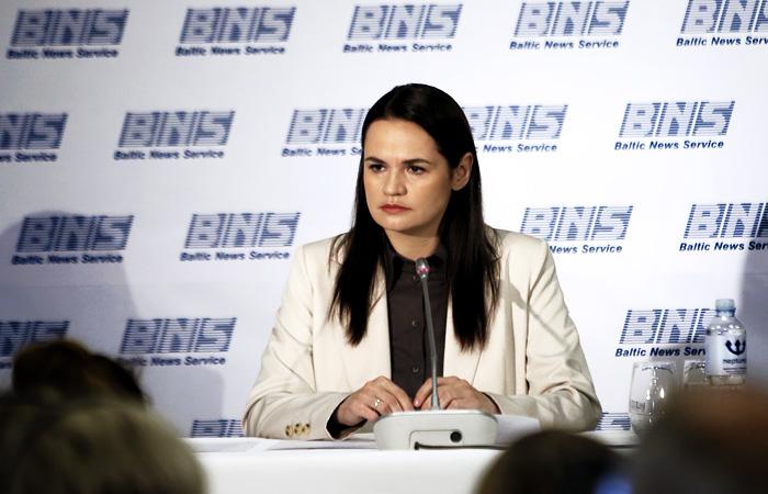 Тихановская обратилась в Верховный суд Беларуси признать выборы недейств...