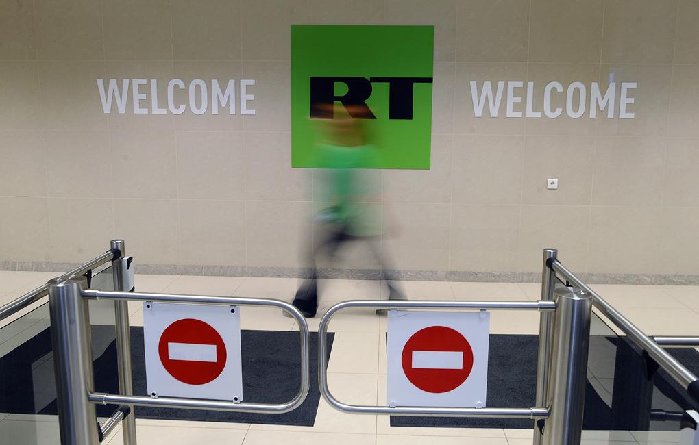 В Великобритании решается вопрос о применении санкций к российскому теле...
