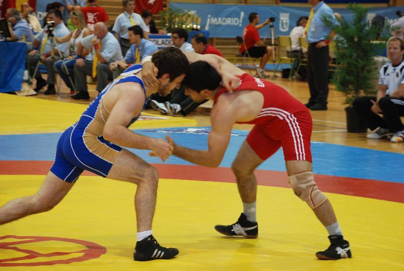 Украина лишилась чемпионата Европы по борьбе из-за российской команды