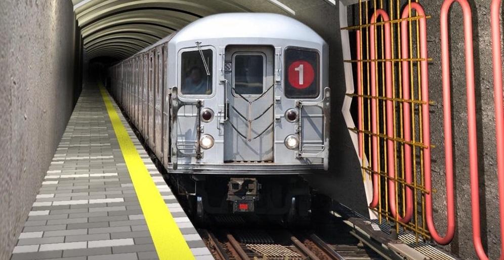 """Ученые предложили превратить тоннели метро в огромные """"кондиционеры"""""""