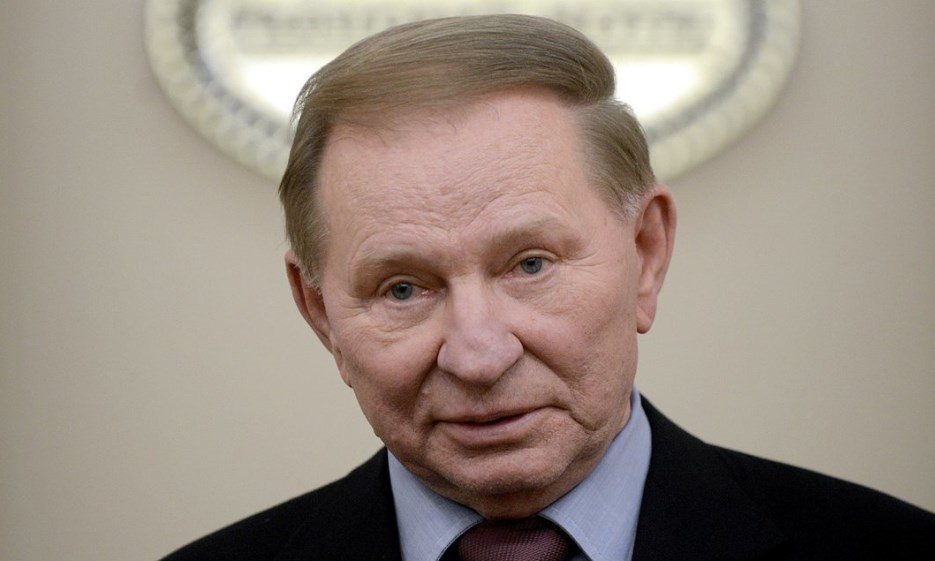 Кучма предложил снять экономическую блокаду с Донбасса