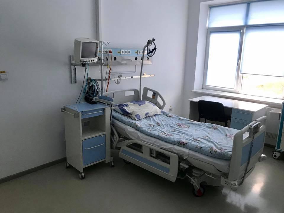 В Украине увеличивается госпитализация с Covid-19: осталось меньше полов...