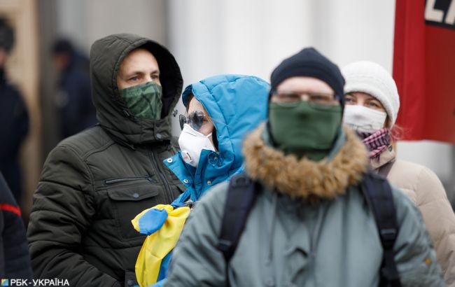 Умерли 13 человек и 548 инфицированных. Статистика коронавируса в Украин...