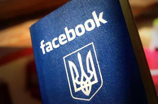 Facebook пользуются 5,6 млн украинцев