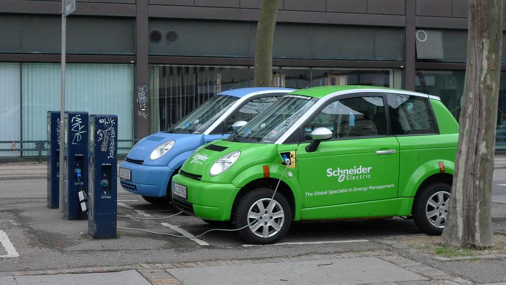 К 2021 году в Европе появится втрое больше моделей электромобилей