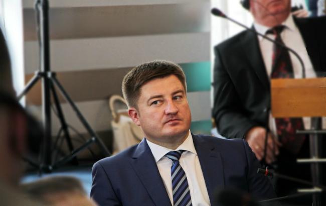 Кабмин отстранил главу Государственного агенства резерва
