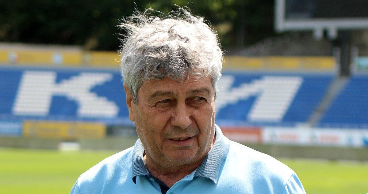 """После подписания контракта с """"Динамо"""" Луческу стал самым возрастным трен..."""