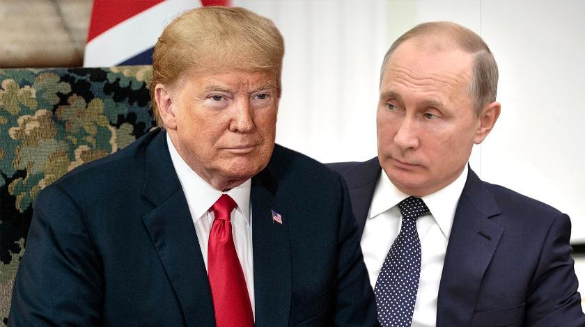 В Кремле назвали точную дату и время встречи Путина и Трампа на полях са...