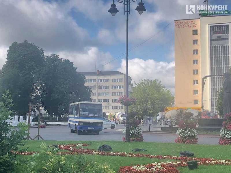 Луцкий террорист пообщался с журналистами