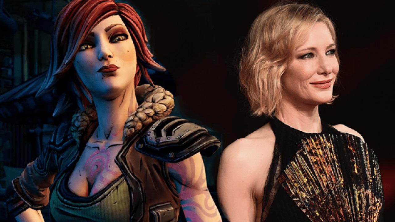 Кейт Бланшетт сыграет воришку Лилит в экранизации культовой игры Borderl...