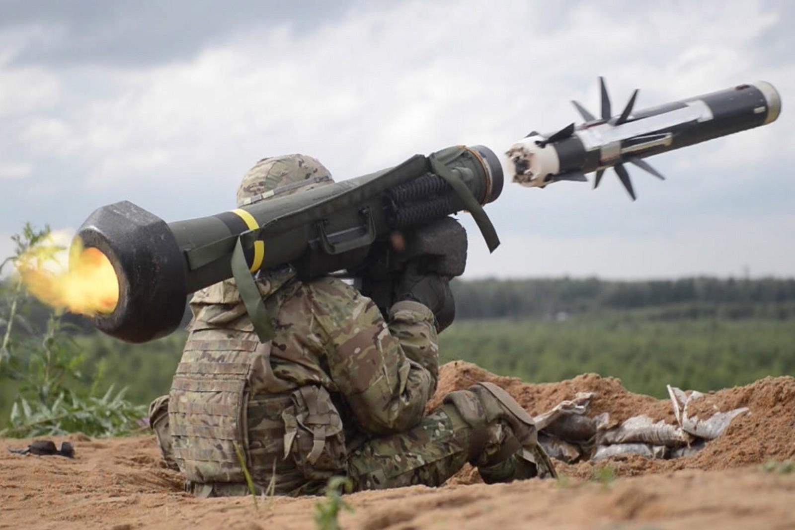 Американские Javelin уже в Украине, - СМИ