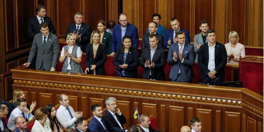 """На сайт Кабмина вернули презентацию """"100 достижений правительства"""""""