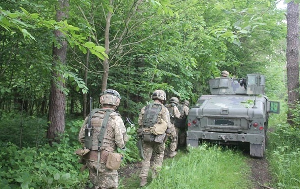 Штаб ООС подтвердил, что военные закрепились в ста метрах от Донецка