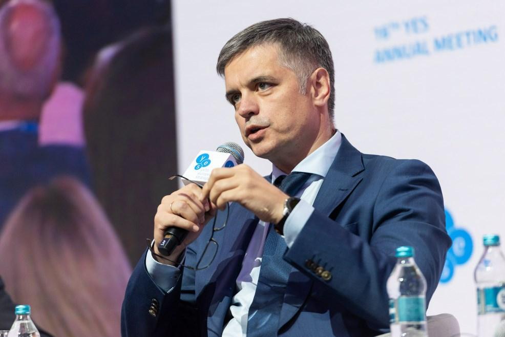 Пристайко не исключает введения миротворцев на Донбасс