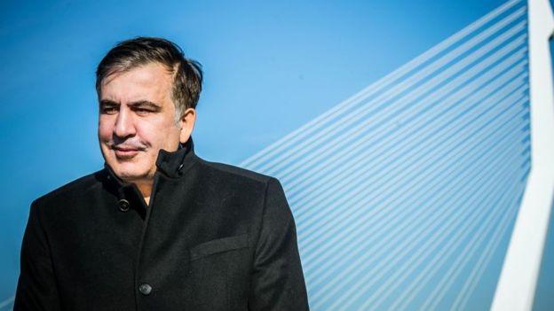 Саакашвили готов вернуться в Грузию