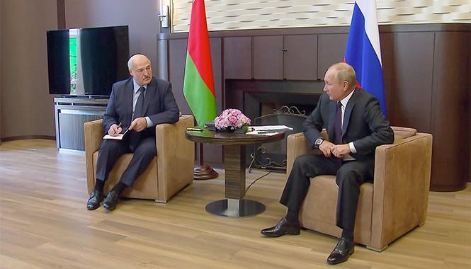 Эксперты о встрече Путина и Лукашенко: поддержка России будет иметь свою...
