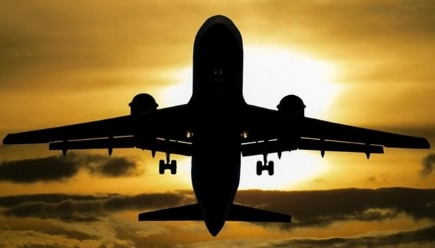 Украинцы стали чаще летать на самолетах