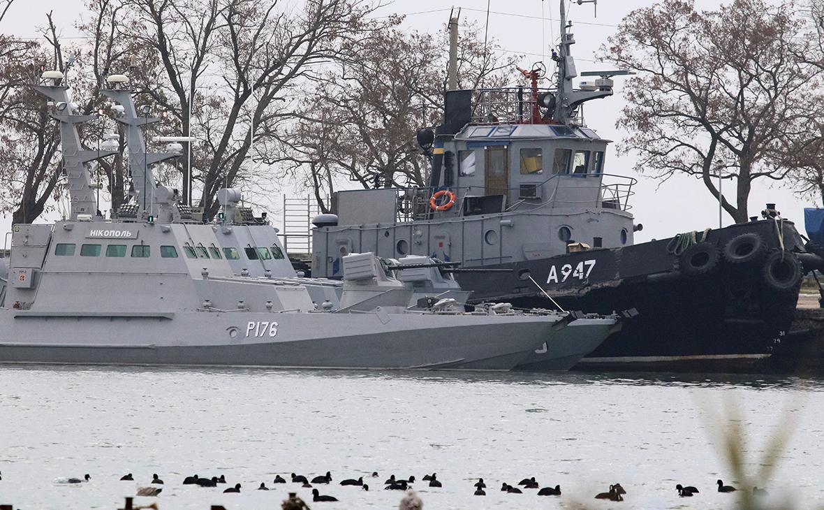 В НАТО связывают возвращение кораблей с выполнением Минских соглашений
