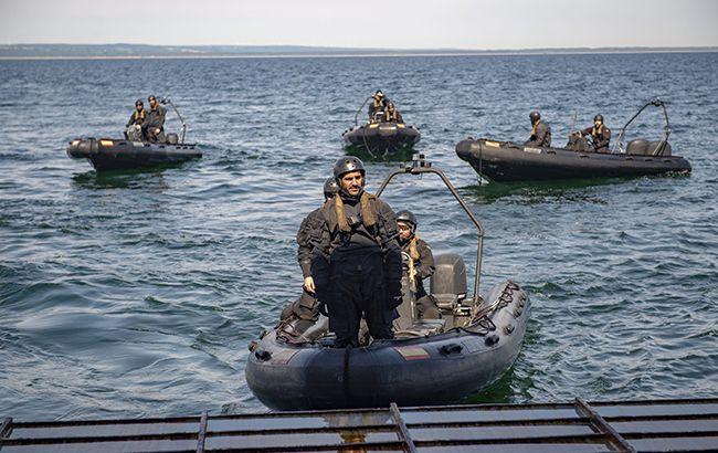 В Балтийском море стартовали военно-морские учения НАТО