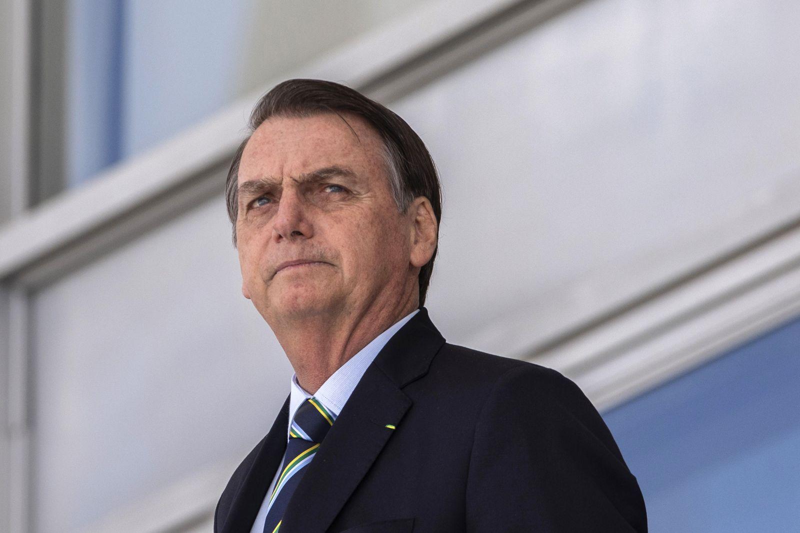 Президент Бразилии перенес четвертую операцию после нападения в прошлом...