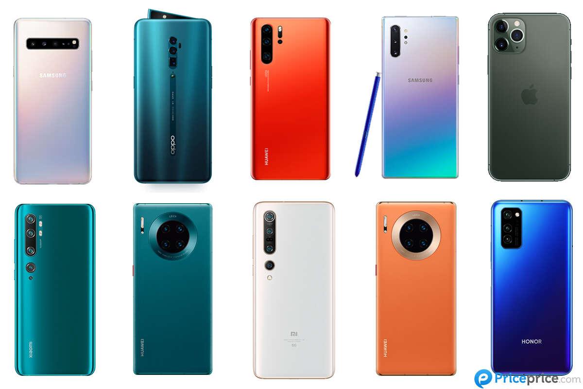 В первом квартале 2020 года мировые продажи смартфонов упали на рекордны...