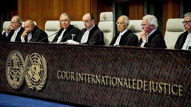 """В РФ утверждают, что суд в Гааге рассмотрит их возражения по """"крымским""""..."""
