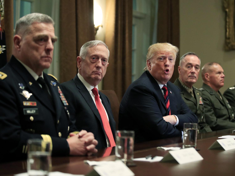 Бывший глава Пентагона обвинил Трампа в расколе американского общества