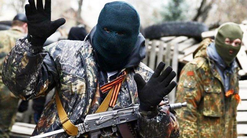 Разведка: За сутки россияне потеряли в Донбассе четверых боевиков убитым...
