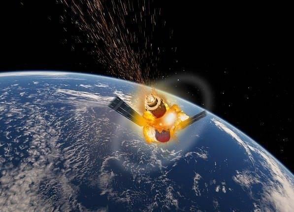 Китайская орбитальная станция сгорела над Тихим океаном